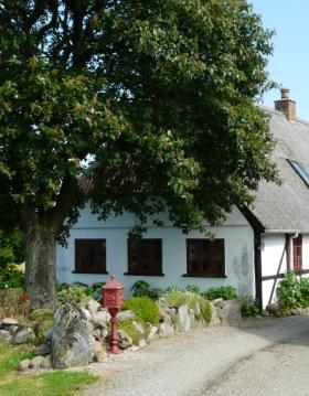 Bed and breakfast nydamsgaard